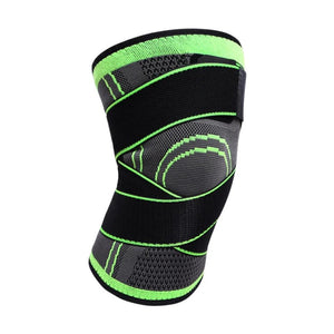 Professional Protective Knee Support Brace Soft and Comfortable Sports Knee Pad Breathable Bandage Knee Brace Basketball Tennis Cycling