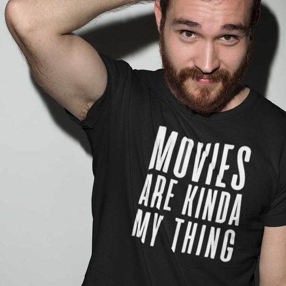 Movies Are My Thing - Cinelinx Tees