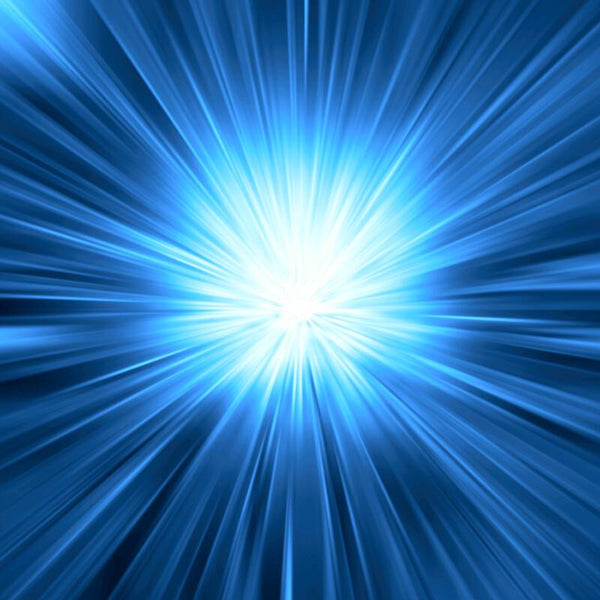 Blue Ray from Archangel Michael - Protection from Negative Thoughts