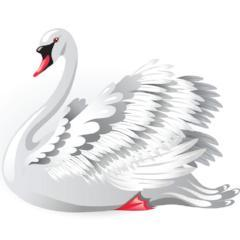 White Swan of Palea - Abundance & Beauty