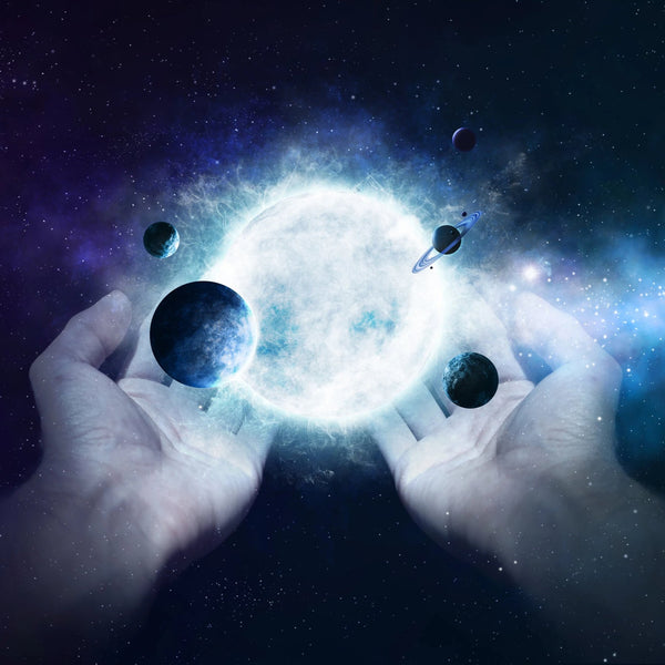 Astro Healing System - Healing the physical body with the 10 Planets!