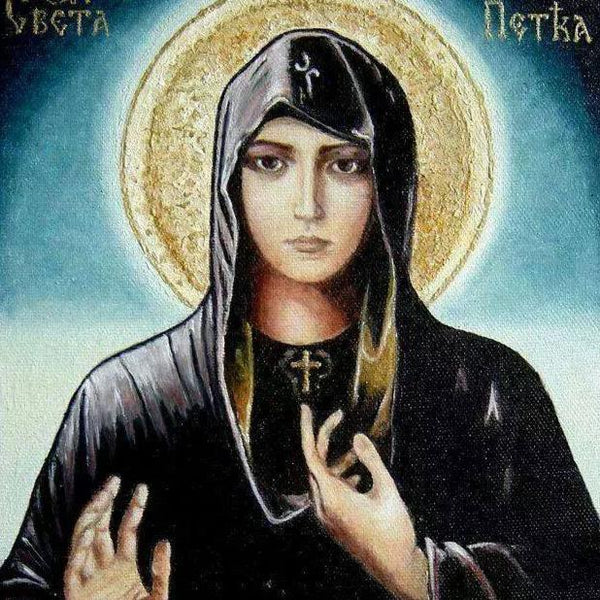 Saint Petka's Blessing - Protection & Miracles