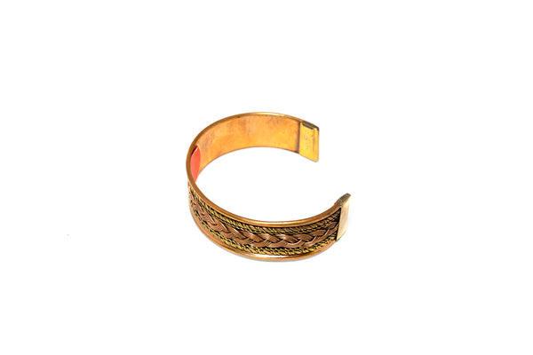 Bronze Bangle - South Asian Fashion & Unique Home Decor