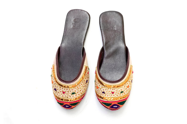 Multi-Design Jutti Khussa - Women's Footwear - South Asian Fashion