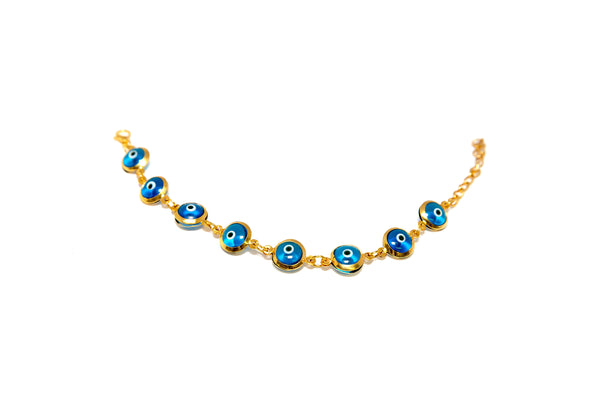 Evil Eye Bracelet - South Asian Fashion & Unique Home Decor