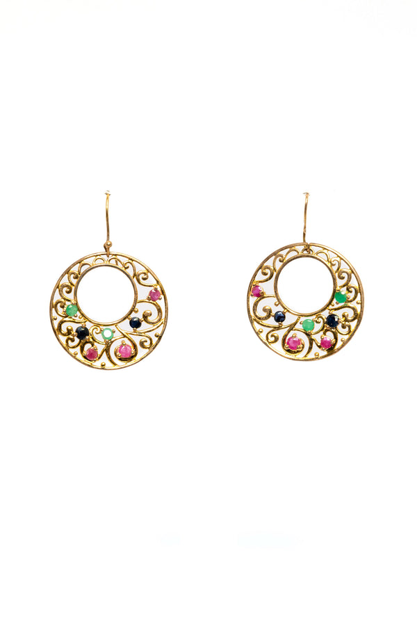 Hanging Earrings - South Asian Fashion & Unique Home Decor