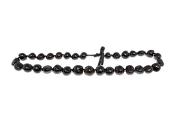 Black Beaded Necklace - South Asian Fashion & Unique Accessories