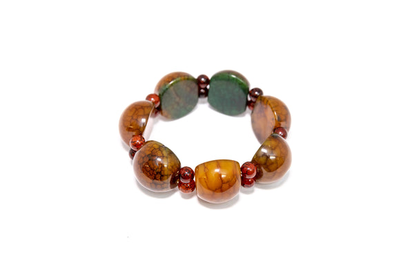 Stone Bracelet - South Asian Fashion & Unique Home Decor