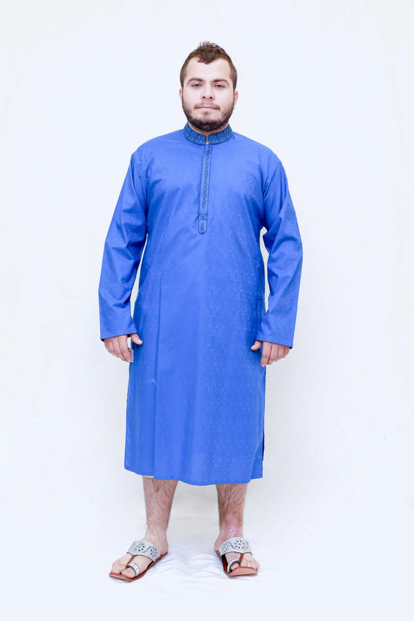 Indian Pakistan Men Cotton Shirt Trendz & Traditionz Boutique