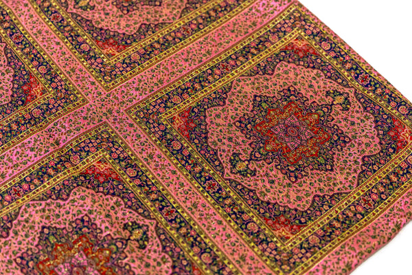 Turkish-Ottoman Brocade Bed Cover - Trendz & Traditionz Boutique