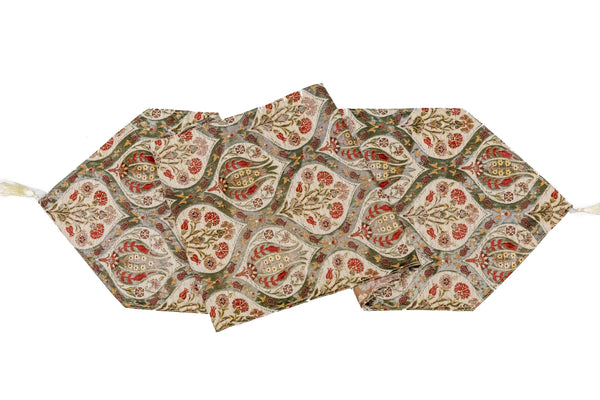 Turkish Cotton Table Runner - Trendz & Traditionz Boutique
