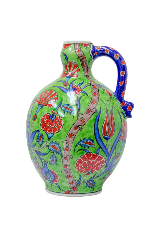 Turkish Ceramic Vase - Trendz & Traditionz Boutique