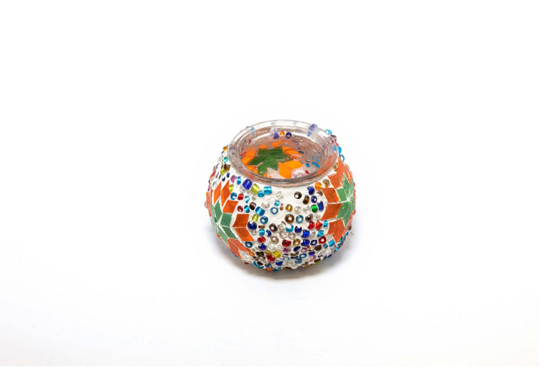 Multi Colored Turkish Candle Holder - Trendz & Traditionz Boutique