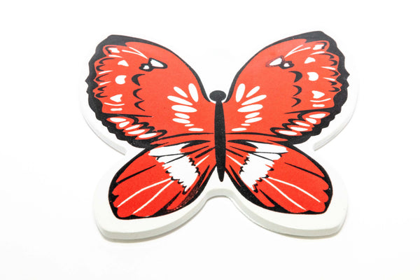 Large Ceramic Butterfly Coaster - Trendz & Traditionz Boutique
