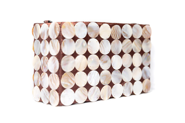 Mother of Pearl Purse - Trendz & Traditionz Boutique