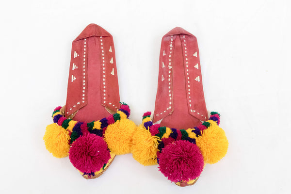Handmade Girls Shoes Khussa-Trendz & Traditionz Boutique