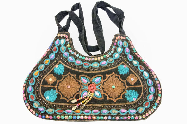 Indian Hobo Bag - Trendz & Traditionz Boutique