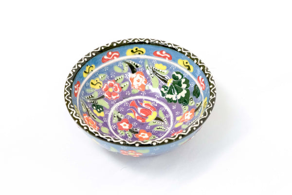 Turkish Ceramic Bowl- Trendz & Traditionz Boutique