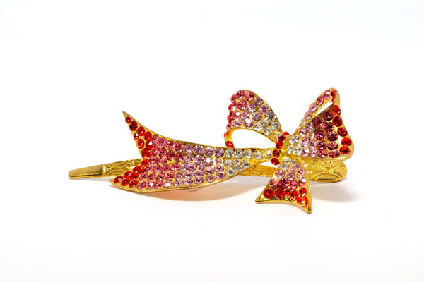 Golden Multi-Colored Hair Pin - Trendz & Traditionz Boutique