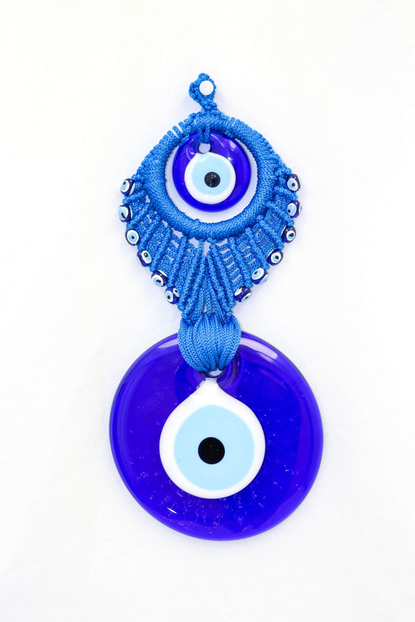 Large Turkish Evil Eye Wall Decor - Trendz & Traditionz Boutique
