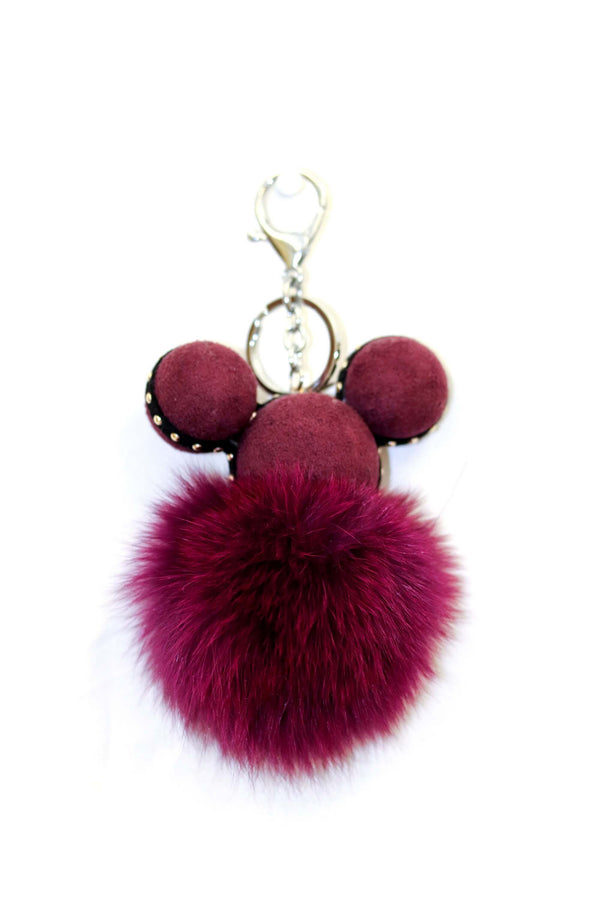 Mickey Mouse Ears Key Chain - Trendz & Traditionz Boutique
