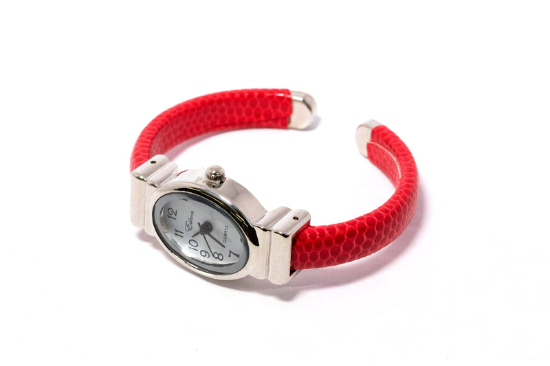 Red Reptile Watch - Bracelet - Women's South Asian Accessories