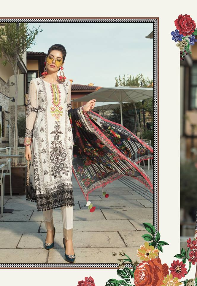 Maria B. Summer 2019 Lawn-Cotton - Trendz & Traditionz Boutique