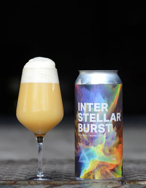 Interstellar Burst