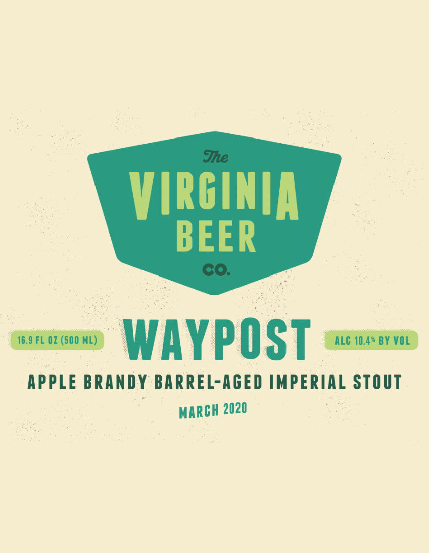 Waypost: Apple Brandy (2020)