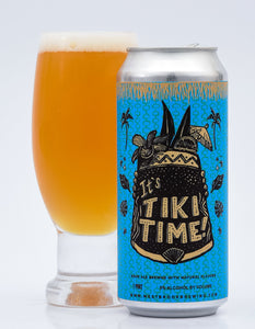 It's Tiki Time