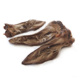 Furry Deer Ears - 4 Pack