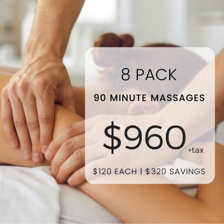 Look Good Feel Good | 90 Minute Massage + 60 Minute Facial + Microdermabrasion