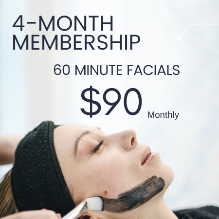 4 Month | 60 Minute Facial Membership