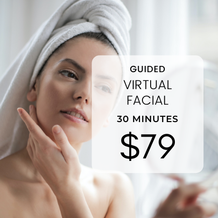 Guided Virtual Facial Gift