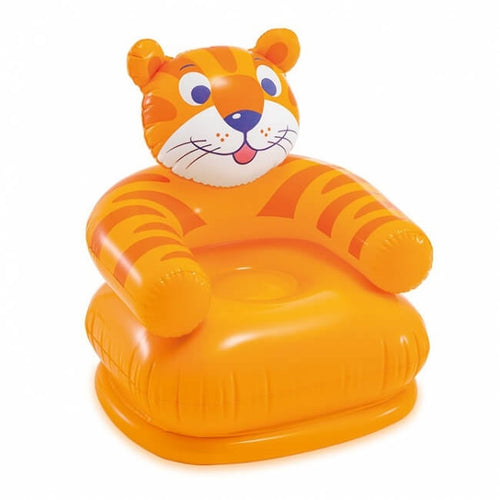 Intex kinderstoel 'Happy Animal' Oranje