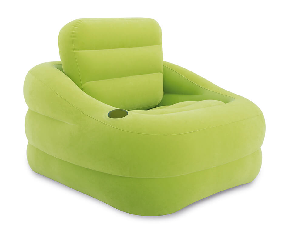 Intex loungestoel Accent - groen