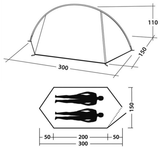 Easy Camp Image People 2 Persoons Tent