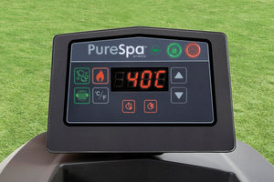 Intex PureSpa Greywood luxe Bubbel Spa 6 personen