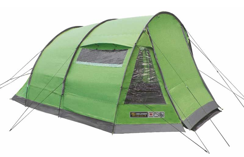Highlander Sycamore 4 Persoons Tent
