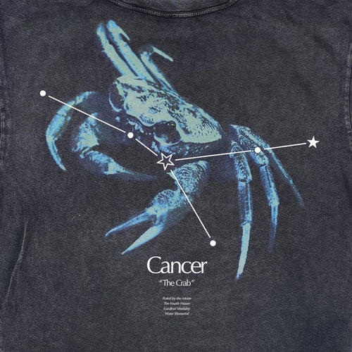 CANCER CONSTELLATION VINTAGE TEE