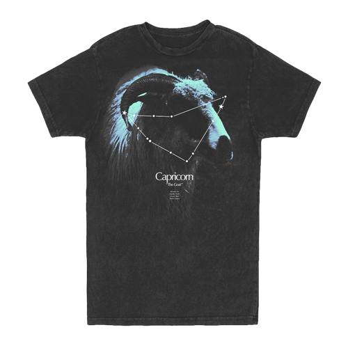 CAPRICORN CONSTELLATION VINTAGE TEE