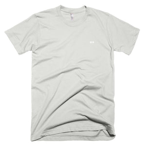 Are.na Silver Unisex T-shirt