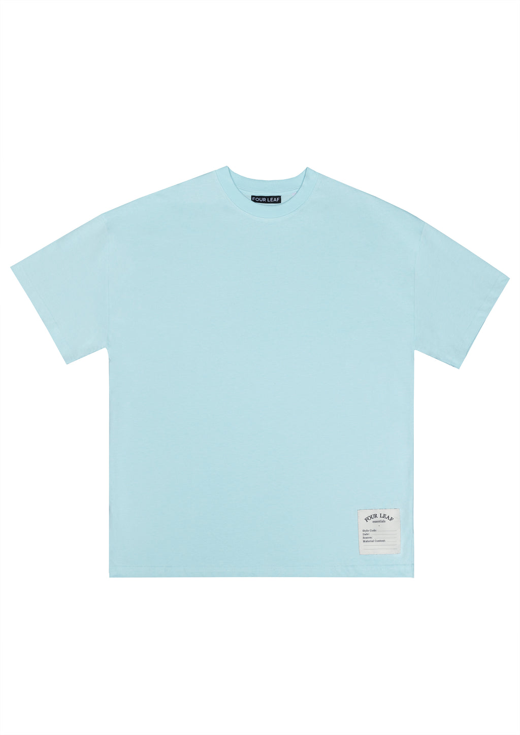BURTON-PORT TEE BLUE WOMENS