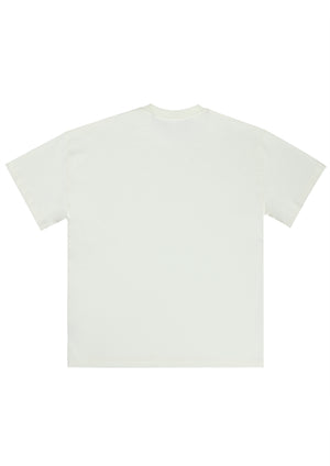 THE CALLAN TEE CREAM WOMENS
