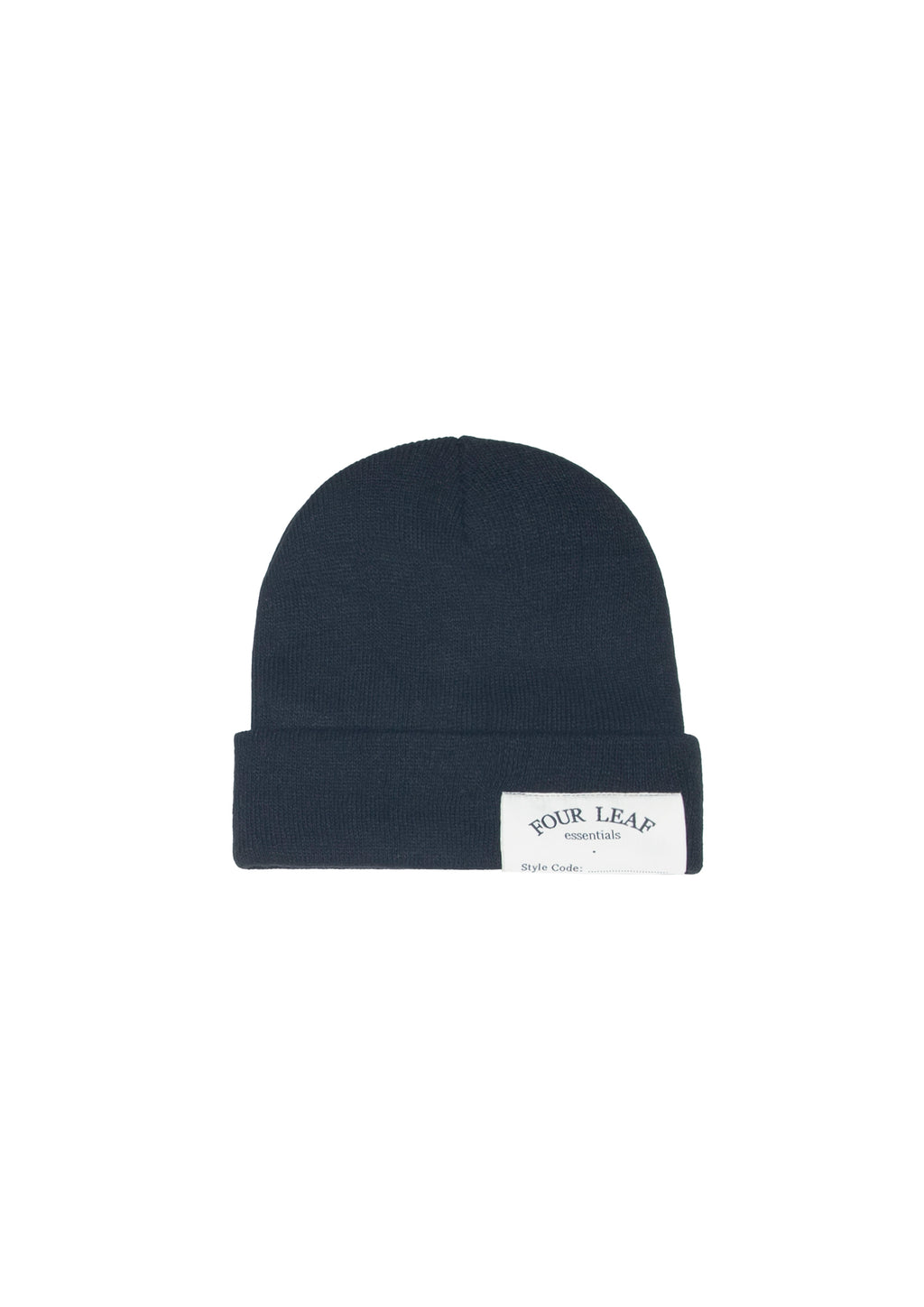 THE BALTIMORE BEANIE BLACK