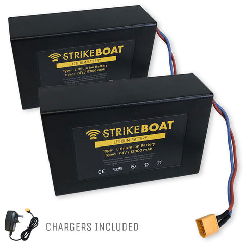 Lithium Battery & Charger Upgrade Combo