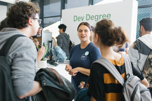 December 16: Visit the Toronto office for a Dev Degree info session