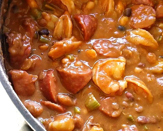 SHRIMP AND SAUSAGE GUMBO MIX