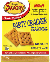 Load image into Gallery viewer, The Original Savory Party Cracker Seasoning
