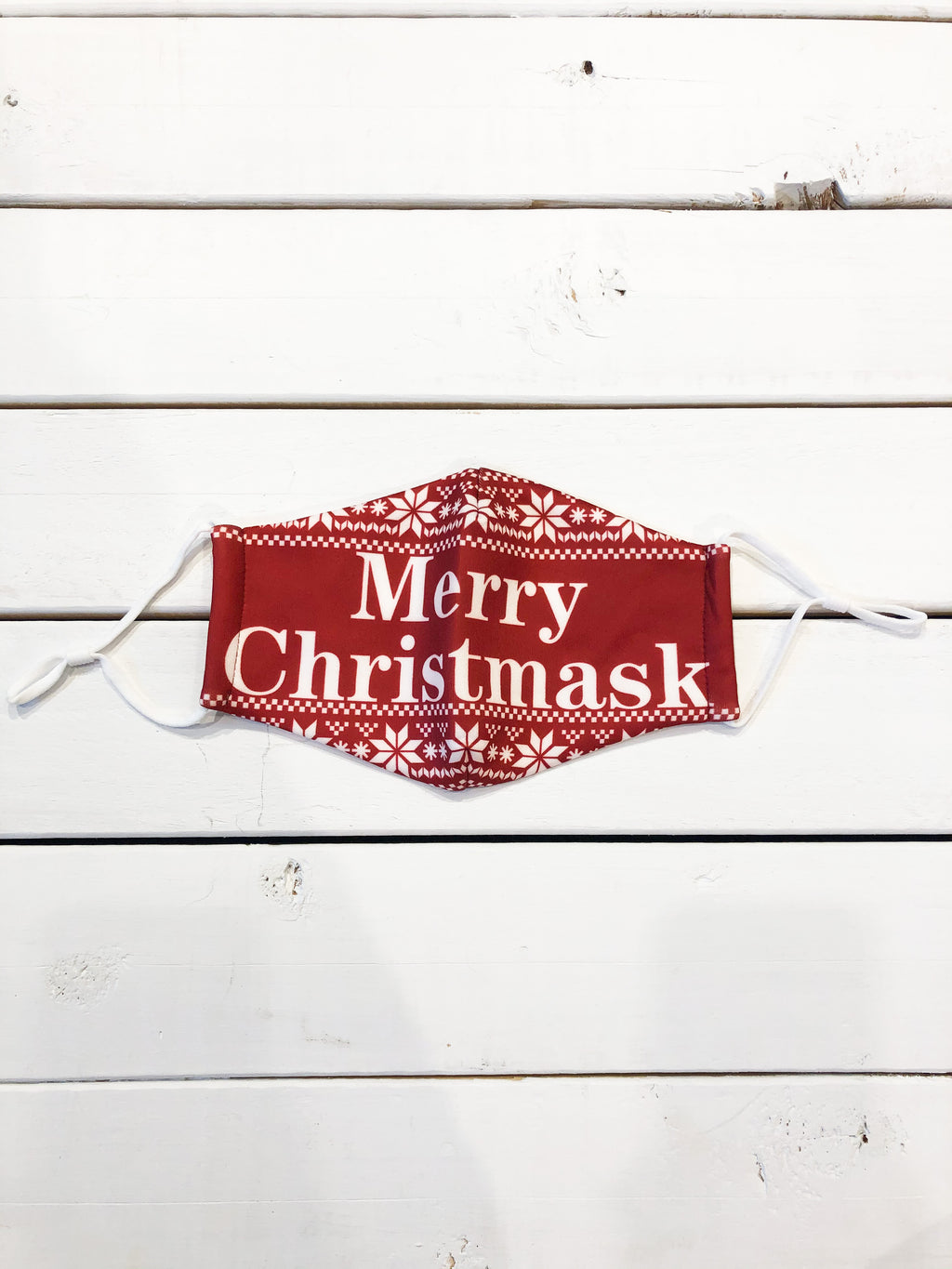 Merry Christmask!